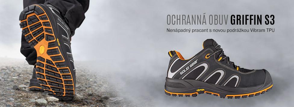 Ochranné topánky Griffin S3